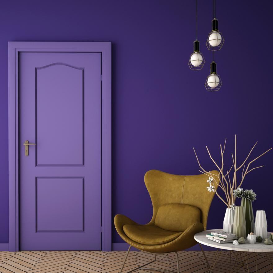 Quelles Couleurs Associer Avec Le Violet Deco Violet Violet