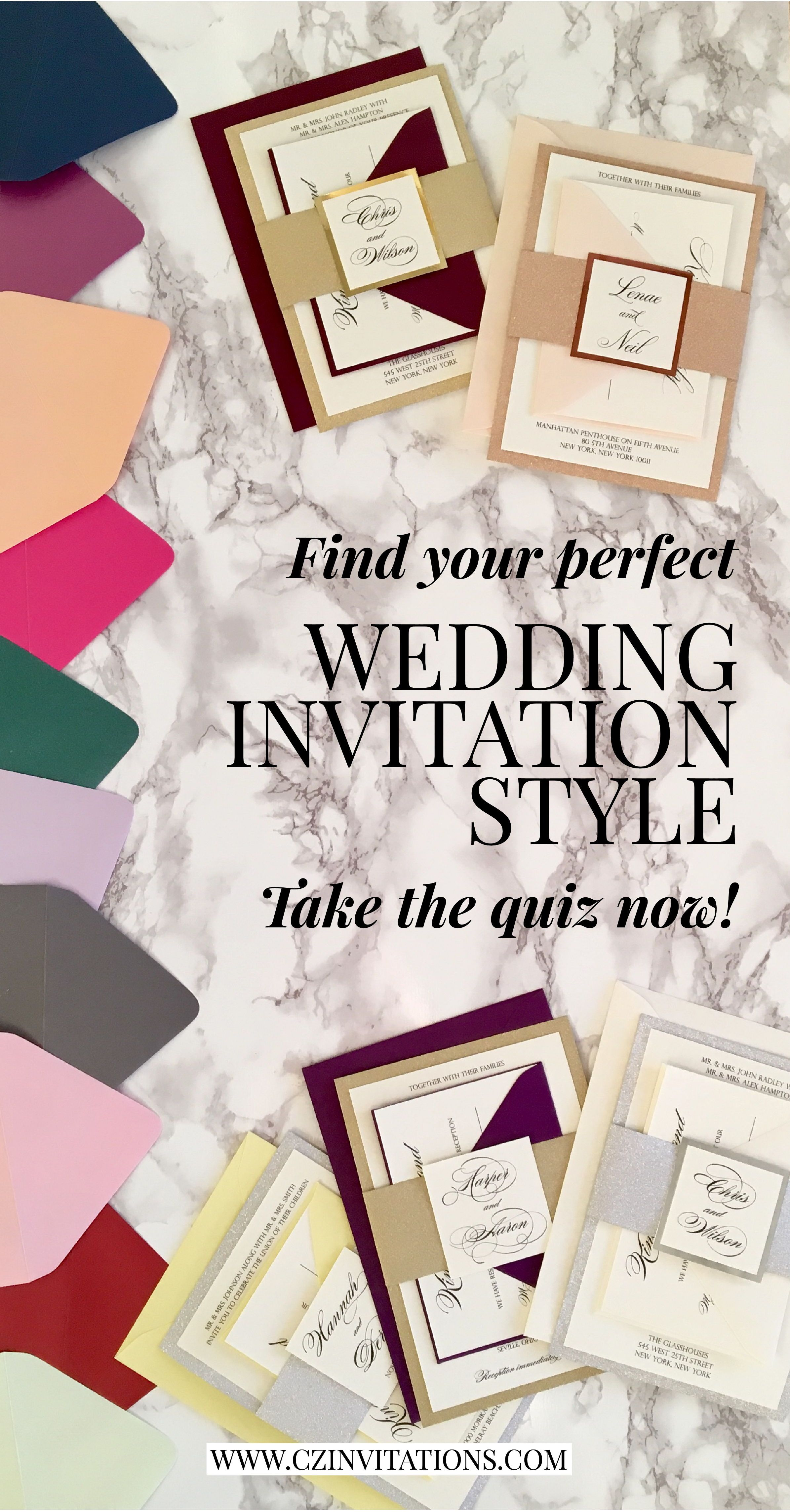 struggling to figure out a wedding theme? take this quiz to