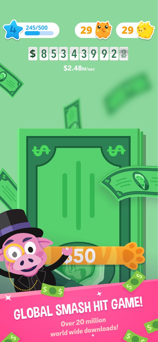 Make It Rain Love Of Money On The App Store Make It Rain Hit Games Rain