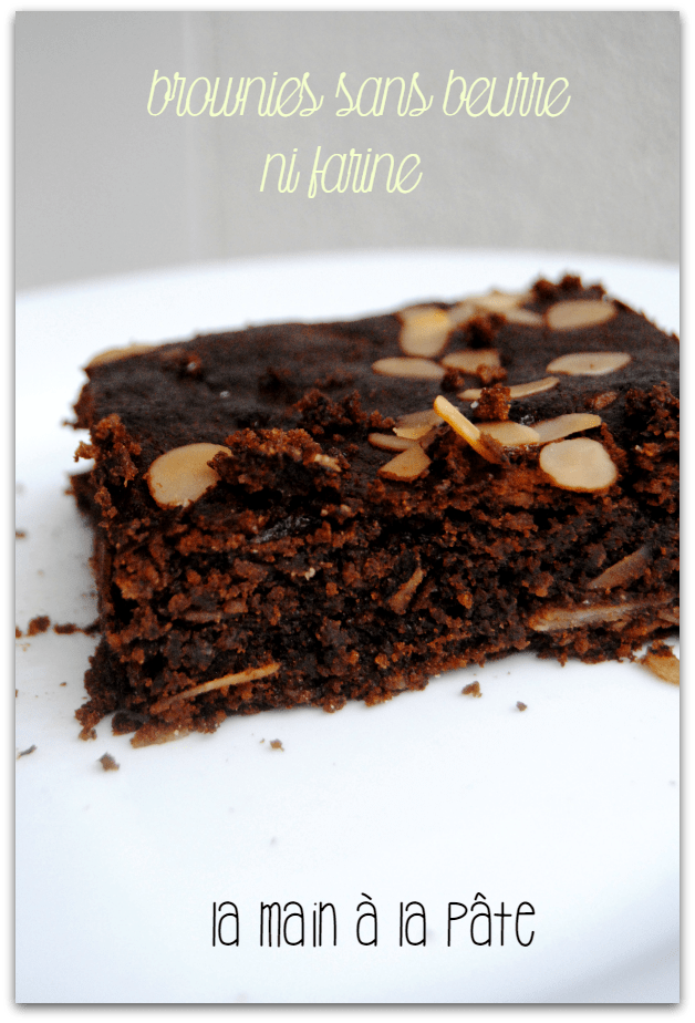 Brownies sans farine ni beurre | Recette | Repas sans ...