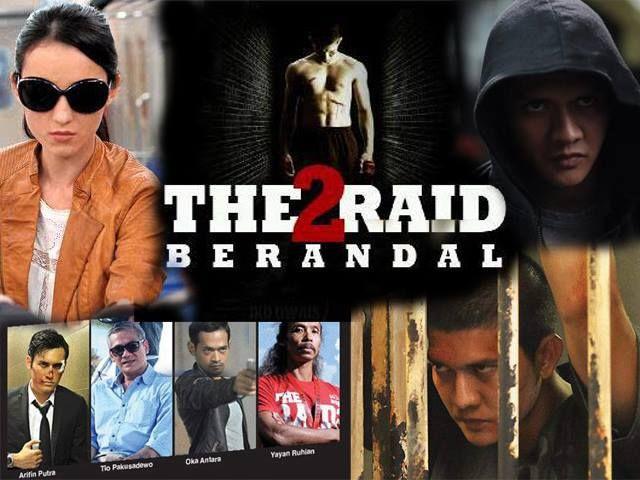 The Raid 2 The Raid 2 The Raid 2 Berandal Raid