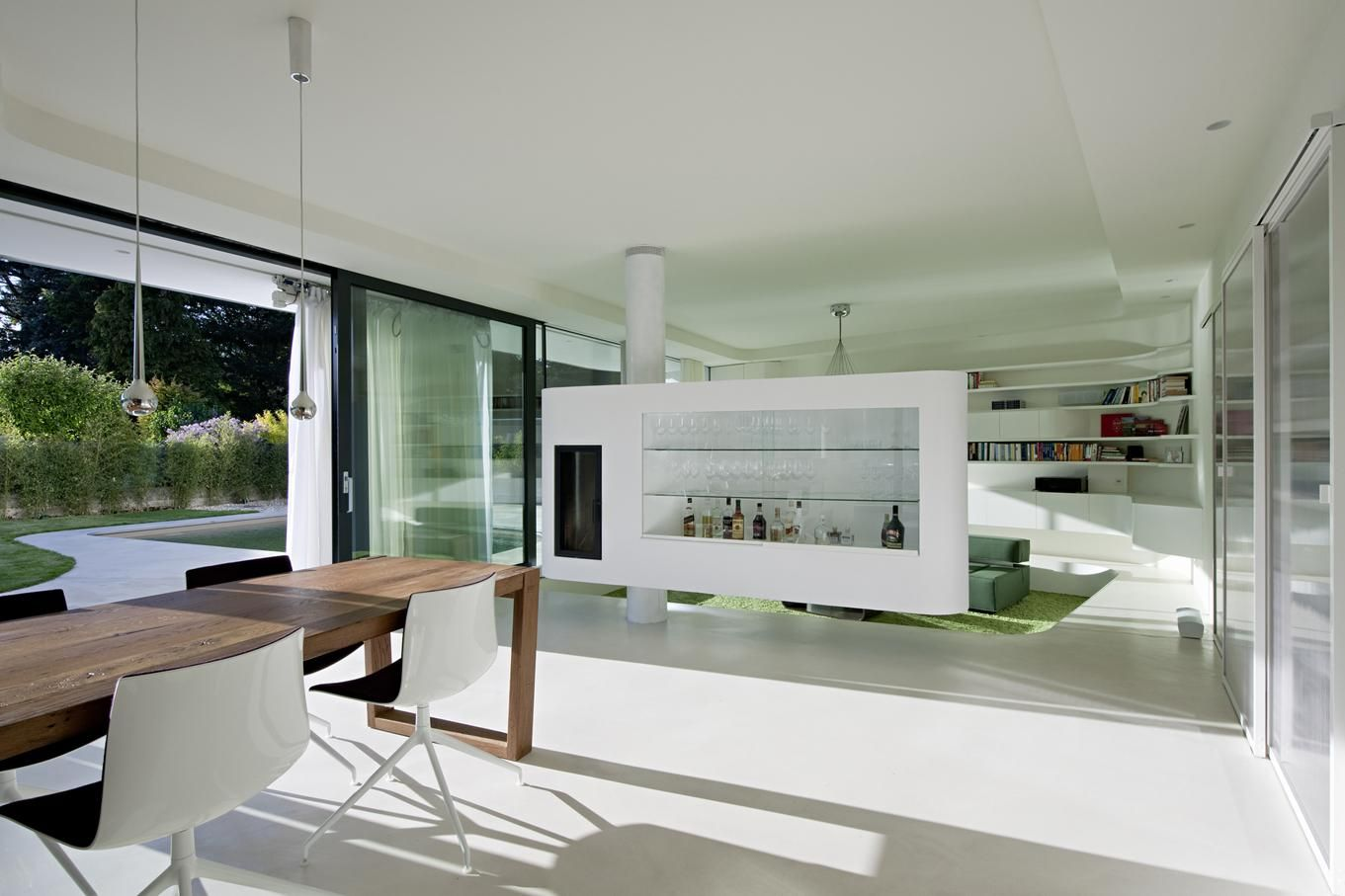 500m living room by Caramel architekten zt gmbh #Architects   Hertha Hurnaus