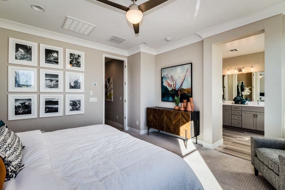 Taylor Morrison Homes At Las Brisas Sapphire Model Home Realestate Homesforsale Moveinready Homedesign Interiordesign Real New Homes Home Decor Design