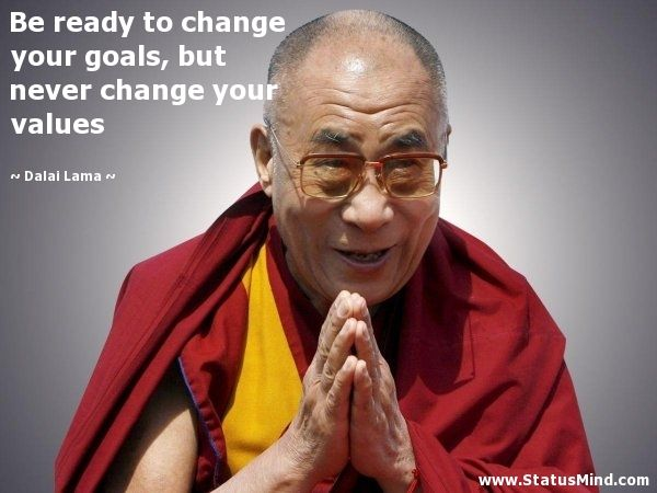 Image result for dalai lama quotes on change