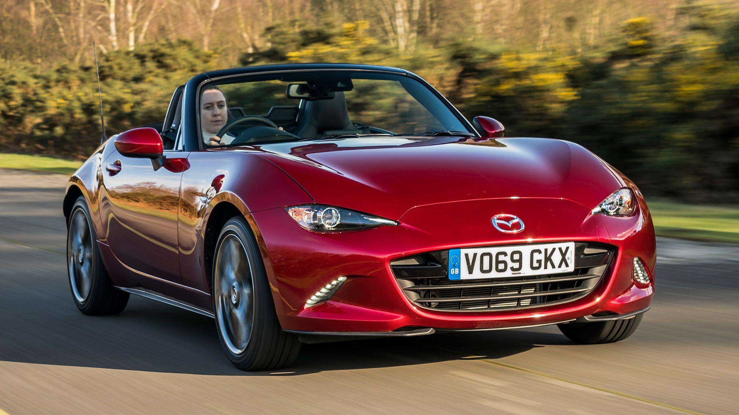 2020 Mazda Mx5 Erste Fahrt en 2020