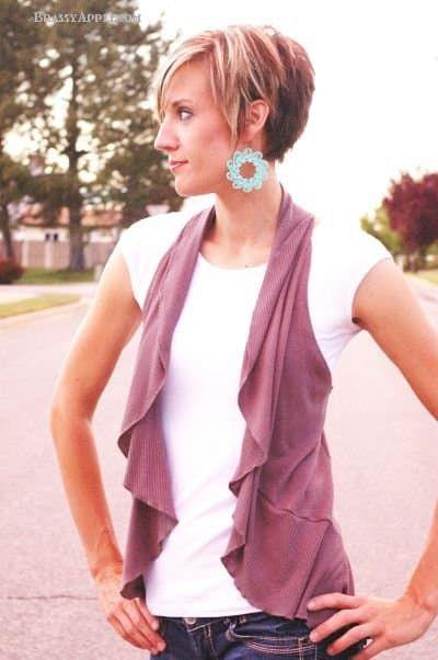 5 Ways To Dress Up A T-shirt For Summer! - One Good Thing by JilleePinterestFacebookPinterestFacebookPrintFriendlyPinterestFacebook