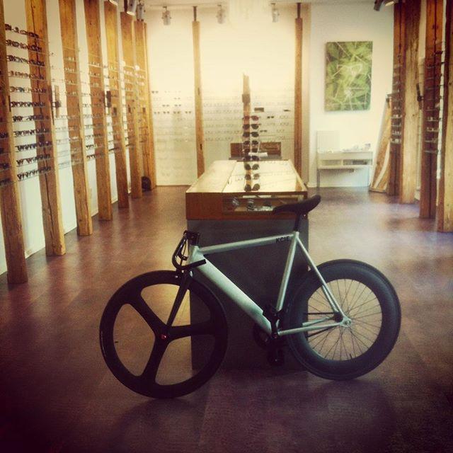 Geiler Typ Geiles Fahrrad Funkoptik Funkeyewear Funkstore