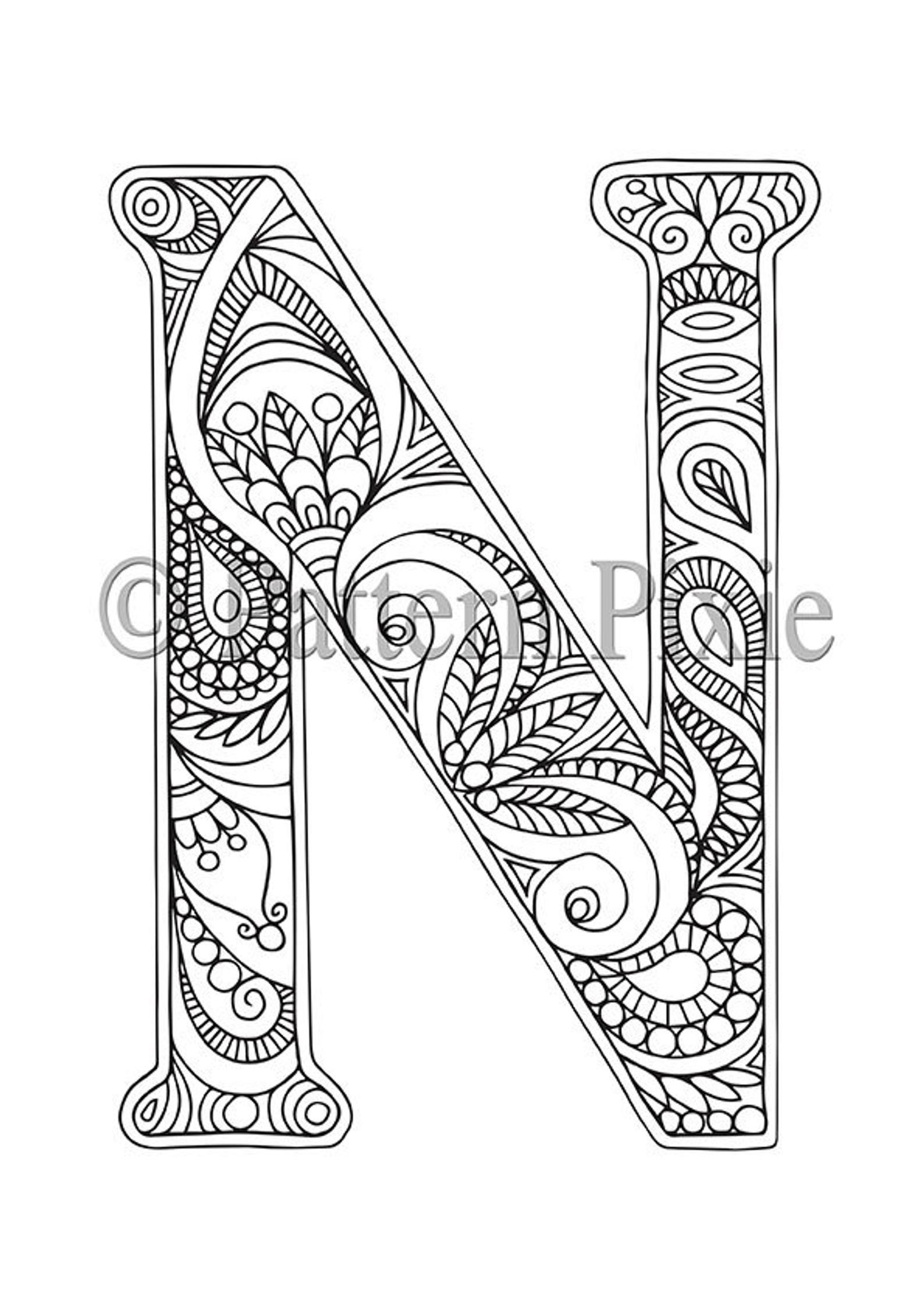 Pin On Lettering Alphabet