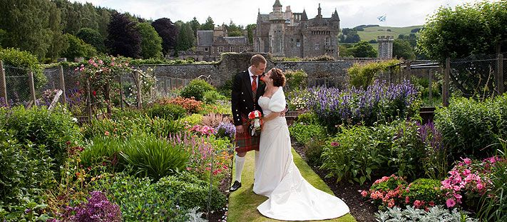 Wedding Venues In Melrose Scottish Borders