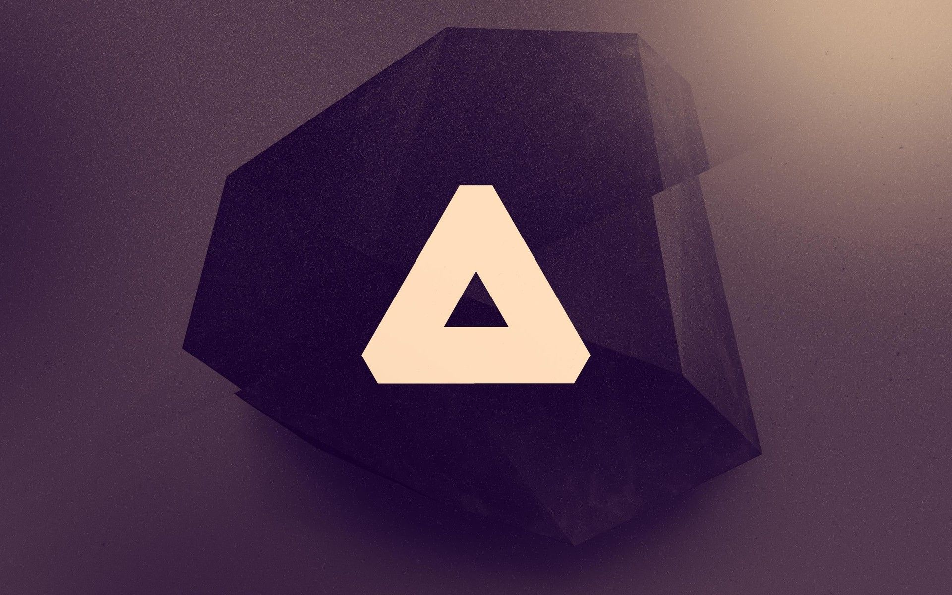 Penrose Triangle Wallpaper #4463