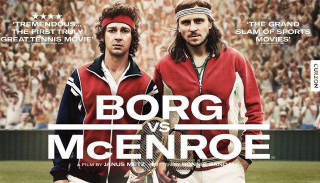 Borg McEnroe': Well-made sports drama (IANS Review, Rating