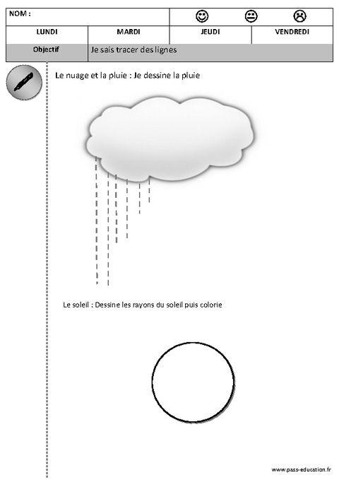 Trait Vertical Graphisme Petit