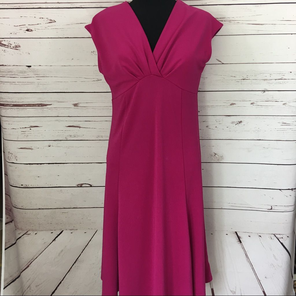 Talbots dresses for weddings  Talbots Pink Princess Style Short Sleeve Dress  Products