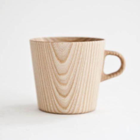 Japanese Designer Oji Masanori Has Created The Kami Mug A Wooden