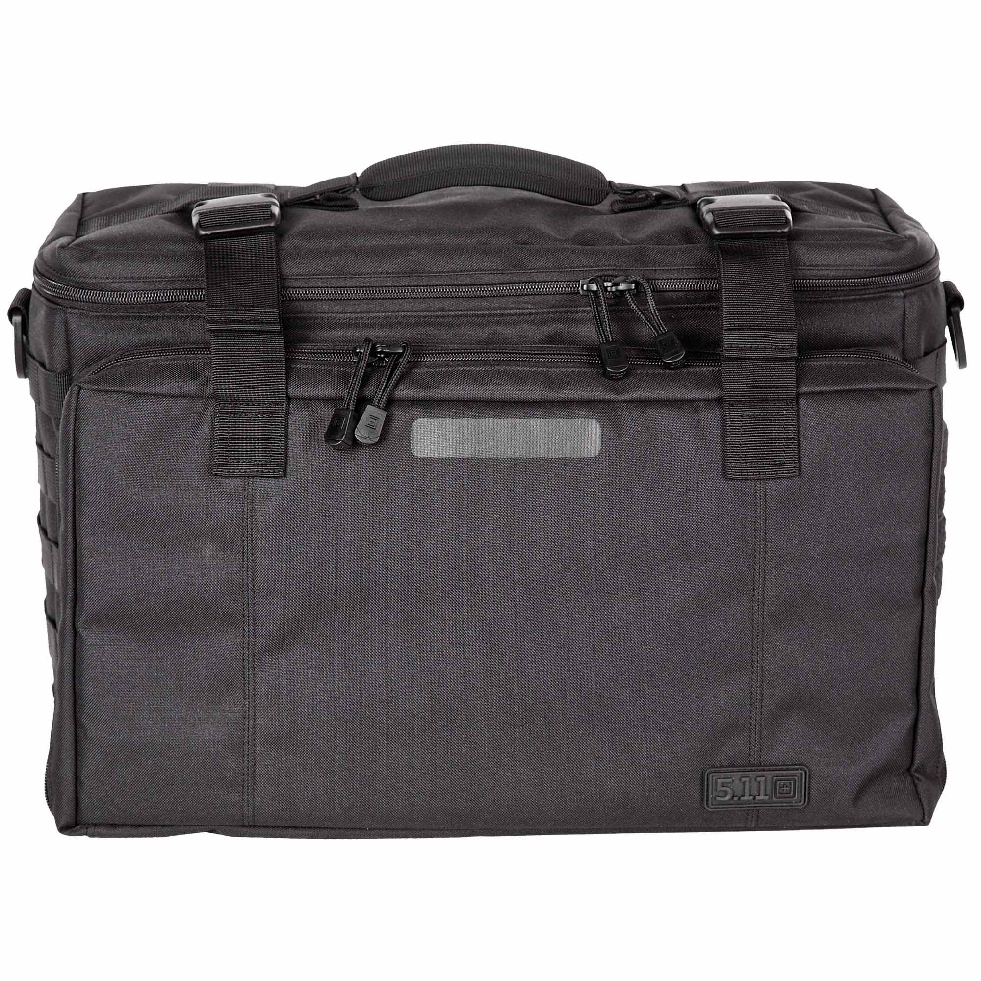Purpose BuiltDesigned to fit in your passenger seat the 5 11 Wingman Patrol Bag functions as