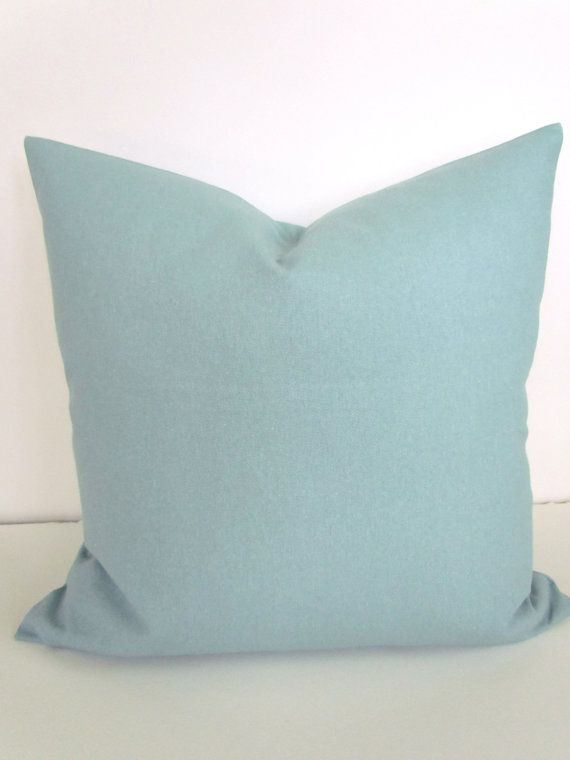 blue pillows blue pillow covers blue throw pillows blue decorative pillow covers solid spa blue pillow covers 16x16 18 20
