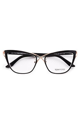 Tom Ford Eyewear Cat s Eye Eyeglasses,  495    wonder what these would  actually look like on e0ce5fd86e