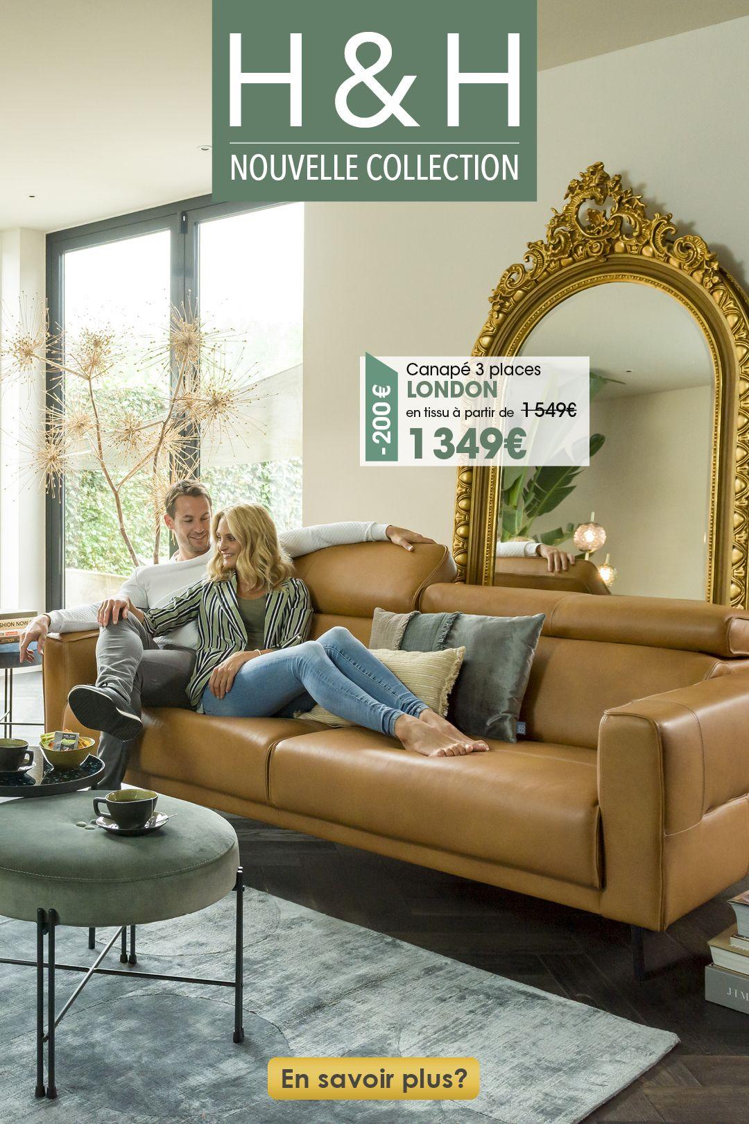 Decouvrez La Nouvelle Collection En 2020 Nouvelle Collection Mobilier De Salon Canape 3 Places