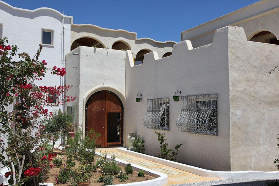 Dar Enesma Maison du0027hôtes en Tunisie - Extérieur Tunisia Pinterest - chambres d hotes saint palais sur mer