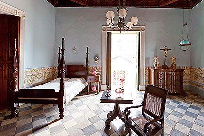 Trinidad Cuba - Palacio Brunet - Museo Romantico