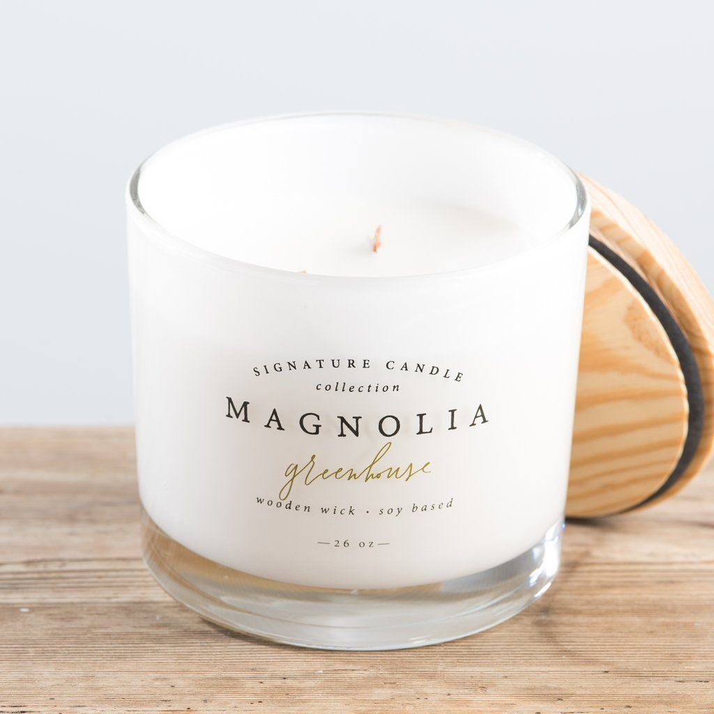Magnolia Signature Candle Collection Spring Candles