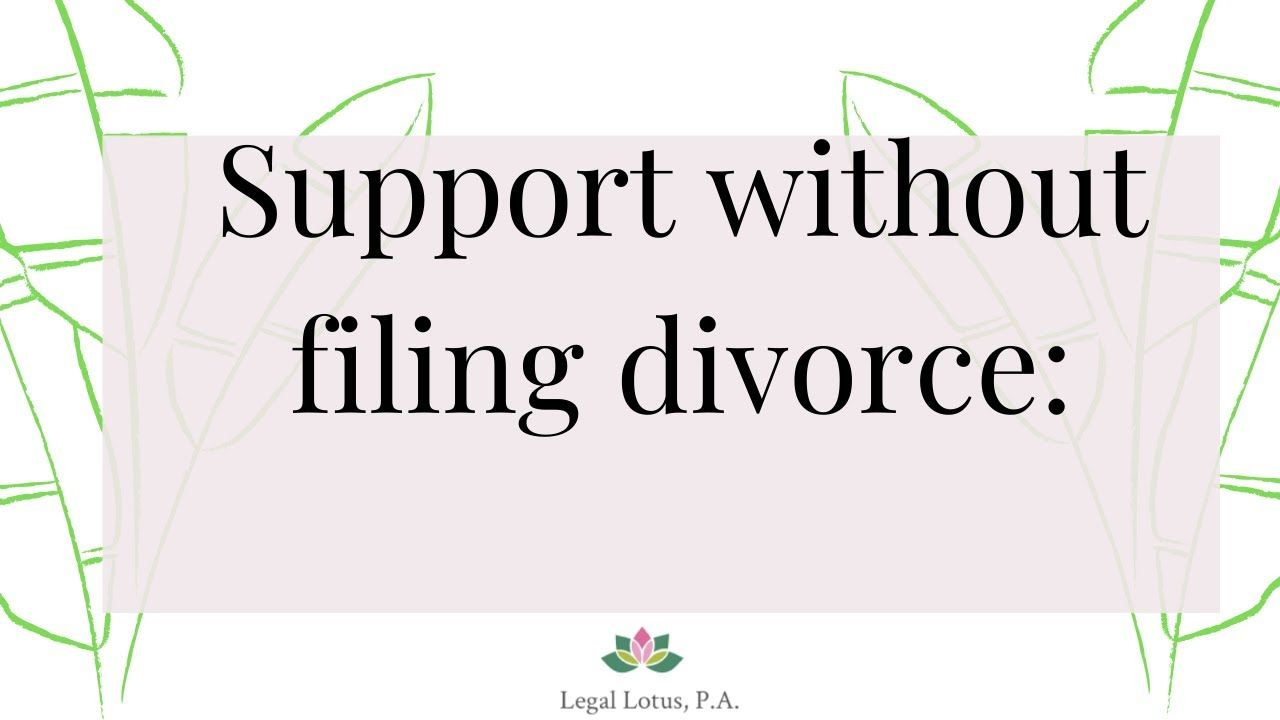 How long does it take to file legal separation in california