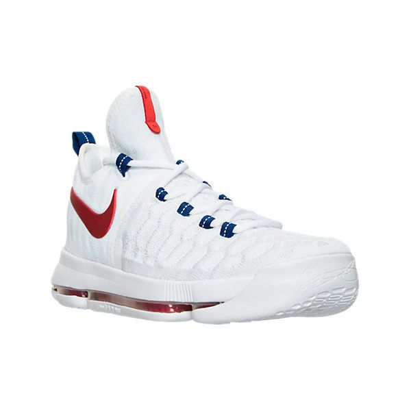Nike Men's KD 9 Basketball Shoes (€49) ❤ liked on Polyvore featuring men's