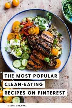 3 Clean Eating Recipes Pinterest Users Are Obsessed With In