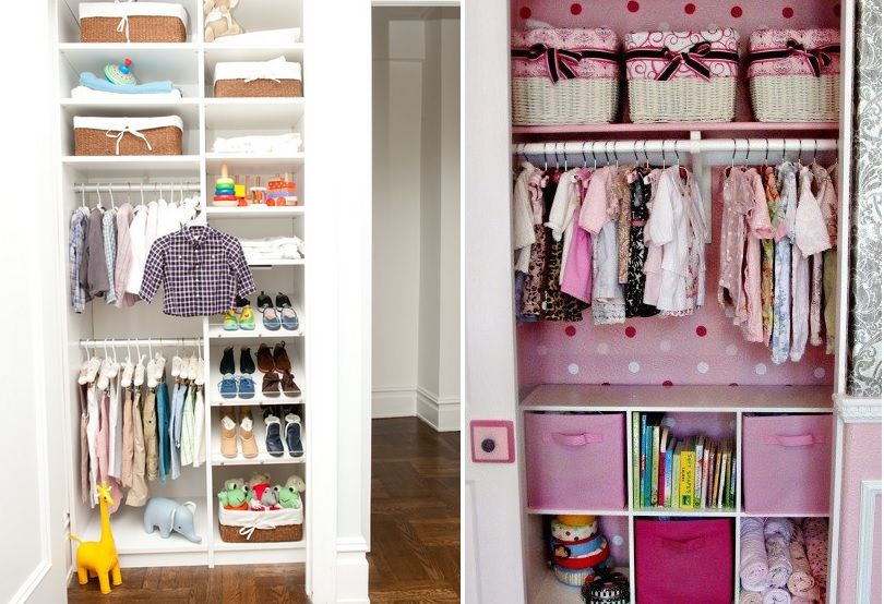 Baby Closet Organization Ideas Part - 36: Baby Closet Organizers To Bottles: Keeping Tidy With Baby