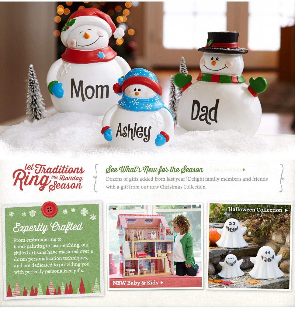 personalized christmas gift ideas