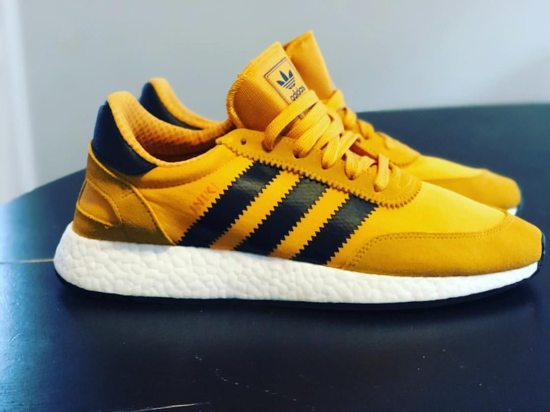 ... where can i buy iniki goldenrod gold adidas yellow sneakers  yellowsneakers adidasgolden boost inikiboost inikirunner adidasboost d4f5a03d3
