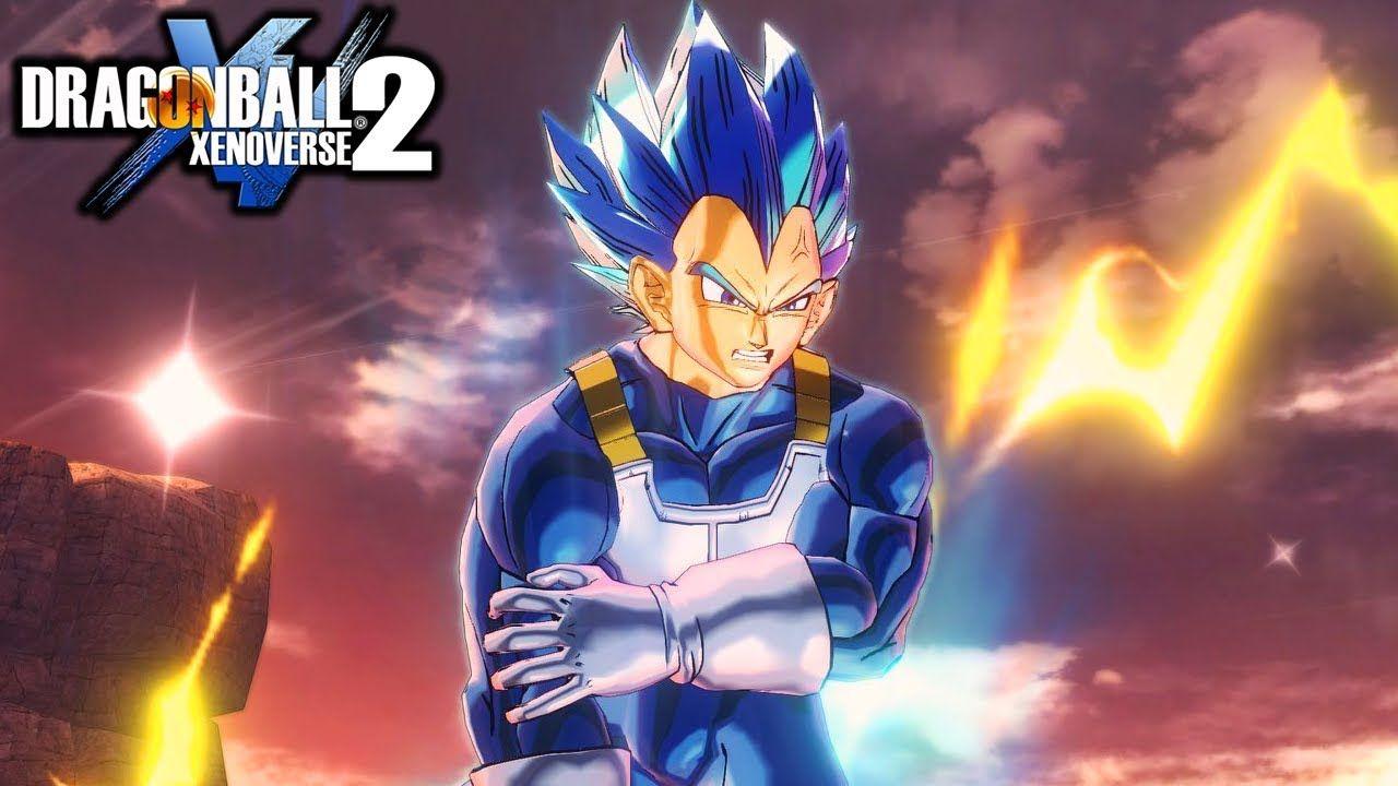 Dragon Ball Xenoverse 2 Dlc Pack 9 New Evolution Blue Vegeta Dlc Gamep Dragon Ball Evolution Dragon