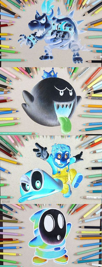 Opposite Pencil Color Drawings Collection Of Your Favorite