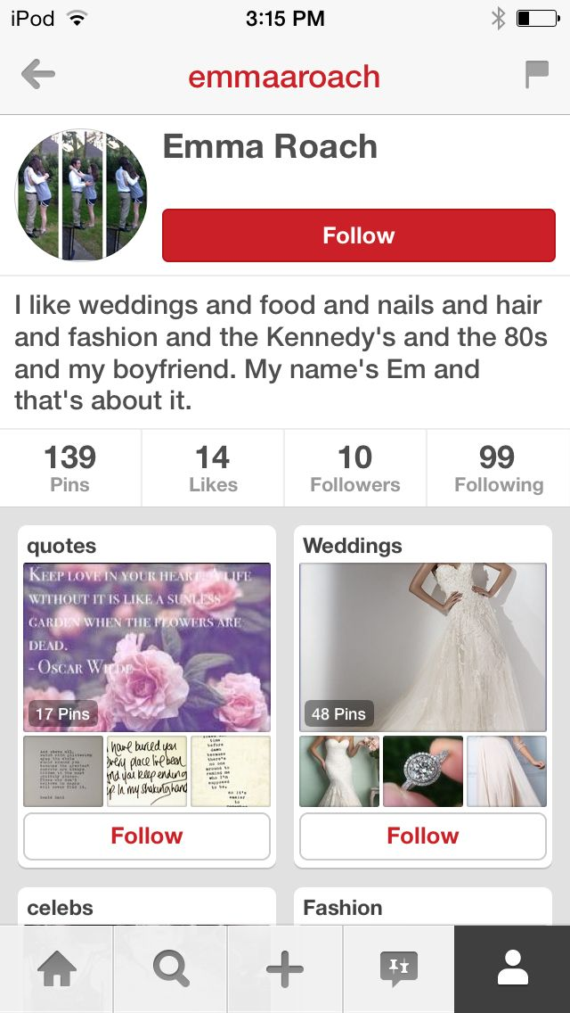 100th follower!