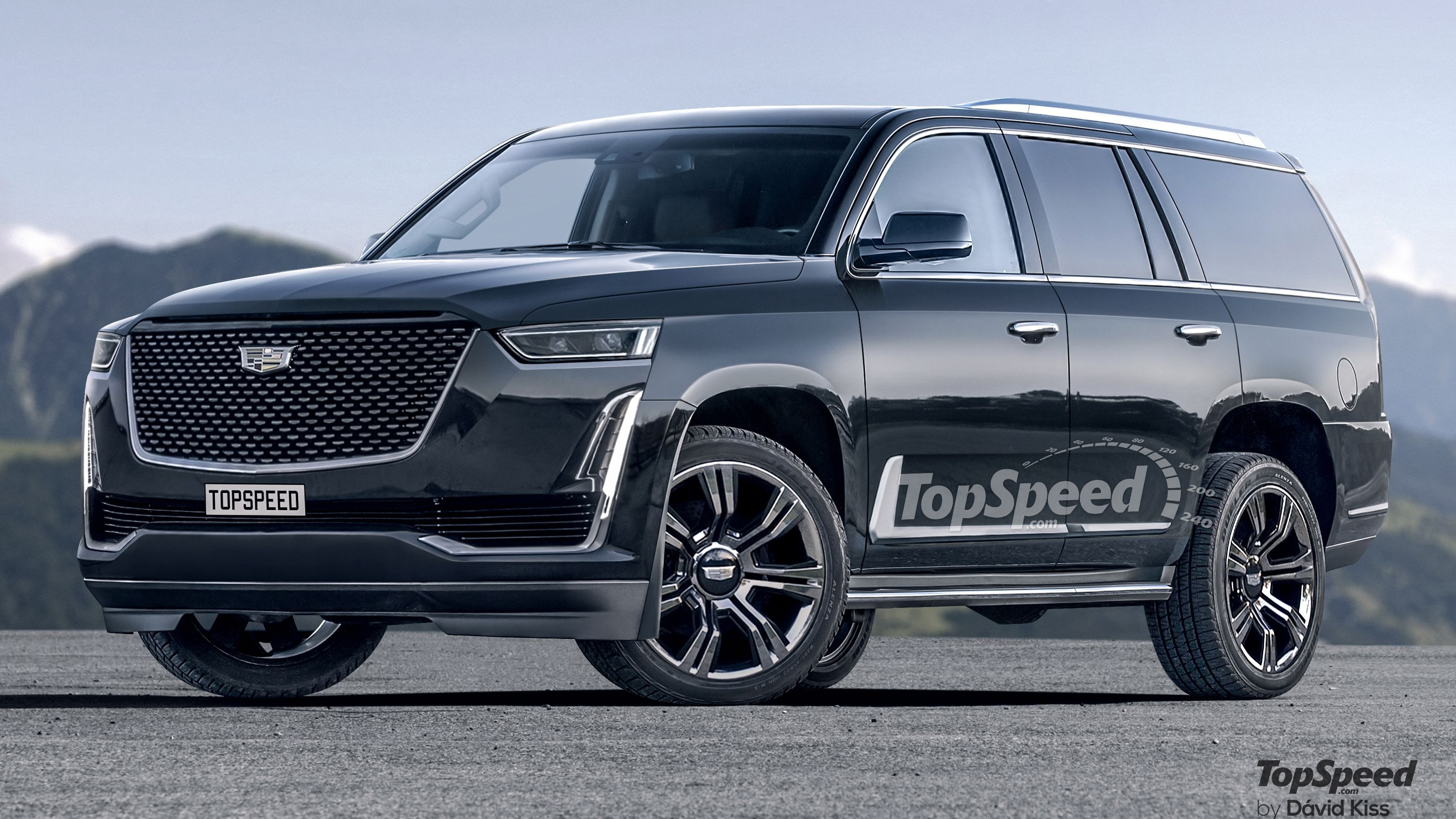 2020 Cadillac Ext Style