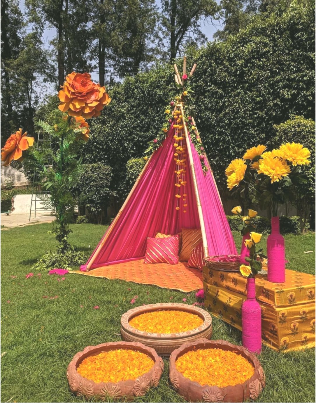 Indian Wedding On Instagram Decor Amp Design By