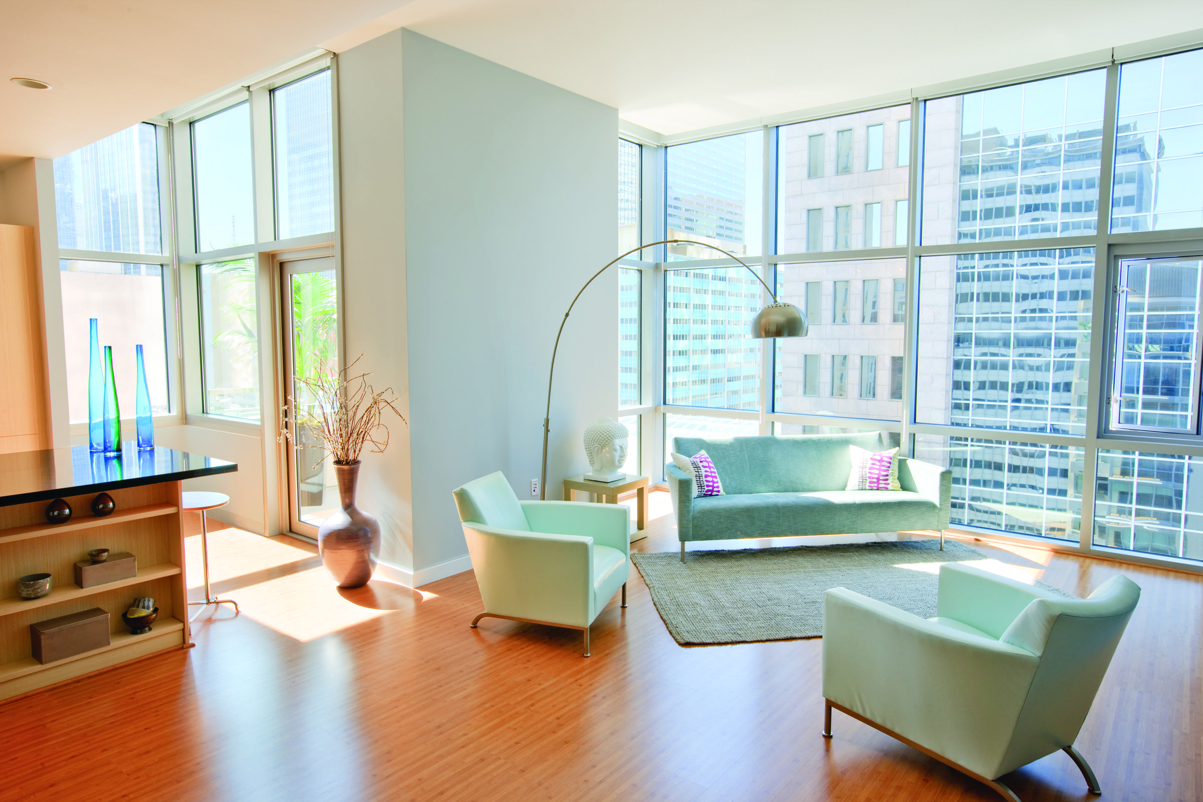 Conceptualized As A Haven For Those Seeking Progressive Design And Clean Living  Spaces, The Element Apartments Graces Downtown Dallas With Its ...