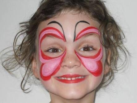 Easy Face Painting Ideas For Kids Ile Ilgili Gorsel Sonucu