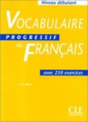 Vocabulaire Progressif Du Francais Niveau Debutant