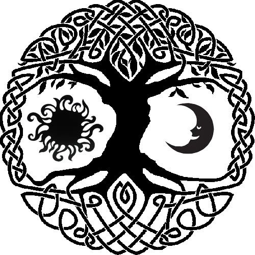 Celtic Tree Of Life With Sun And Moon Tattoo Idea. Since Iu0027m A Wee Bit  Irish :)