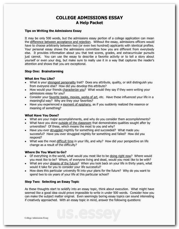 Classification Essay Topic Ideas - Classification Essay Topics