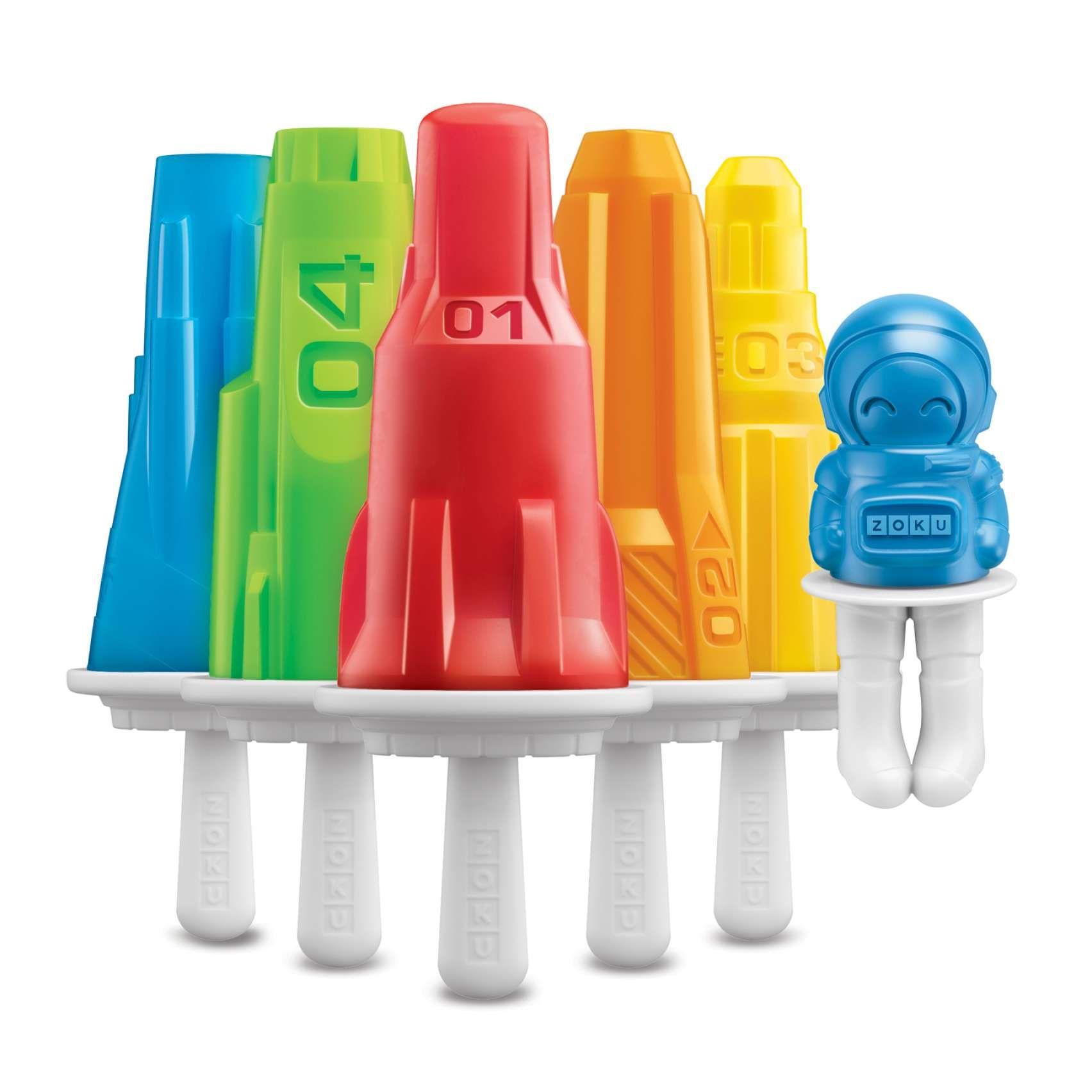 Zoku Space Pop Molds, Set Of 6 | Sur La Table