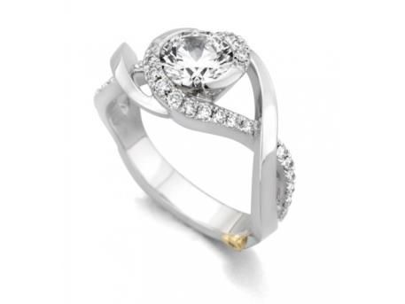 Ring Style Number 001 140 00816 Bay Area Diamond Company Classic Diamond Engagement Ring Fashion Rings Engagement Rings