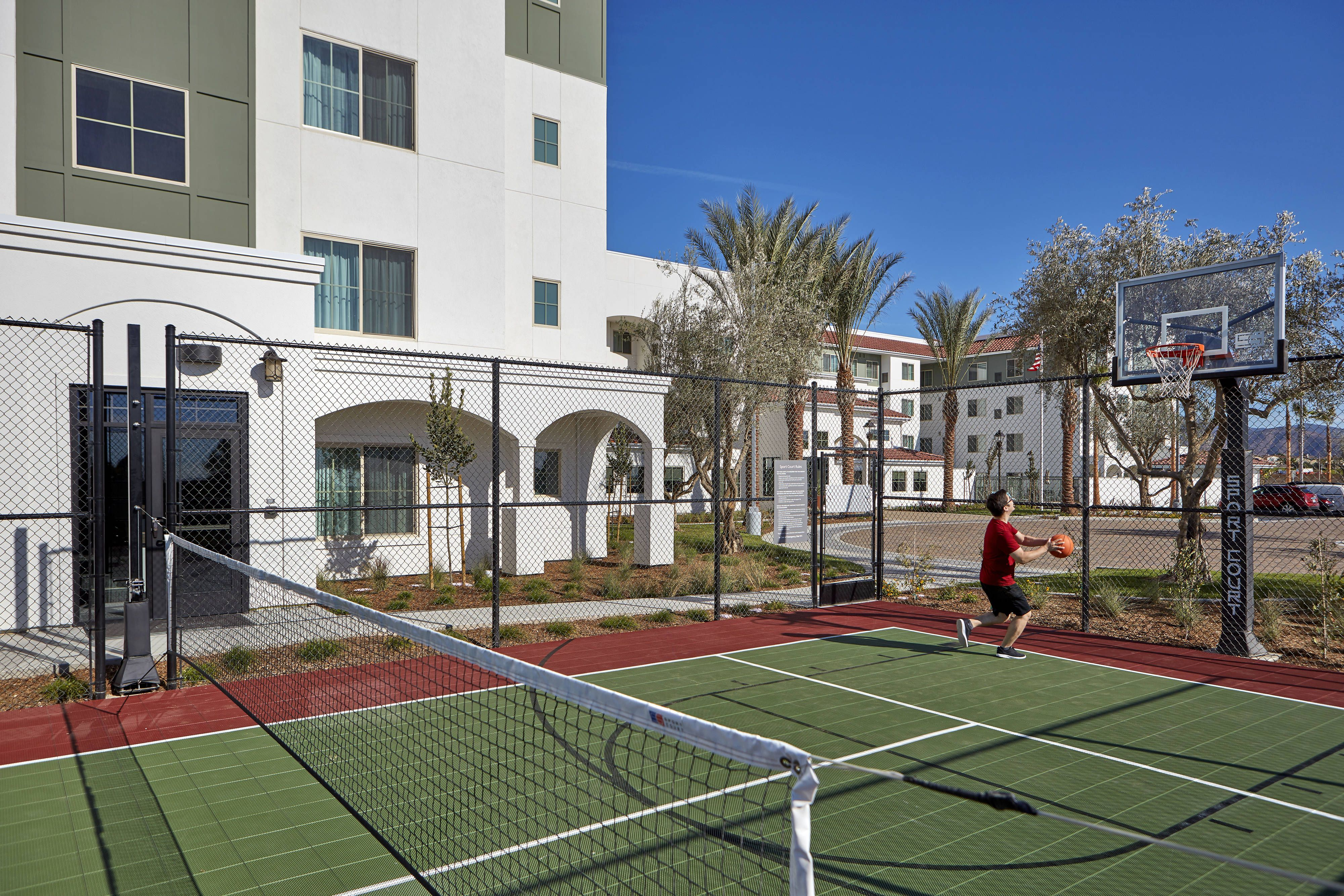 Residence Inn San Diego Chula Vista Sports Courts Memorable Comfort Guestbathroom Chula Vista Residences Inn