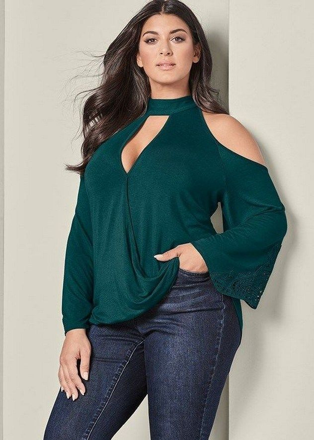 Modest Work Outfits for Plus Size Women # ...