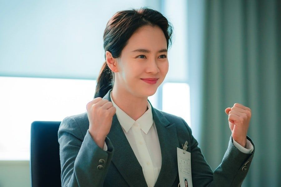 Song Ji Hyo Is Optimistic About Everything Except Love In Upcoming Romance Drama