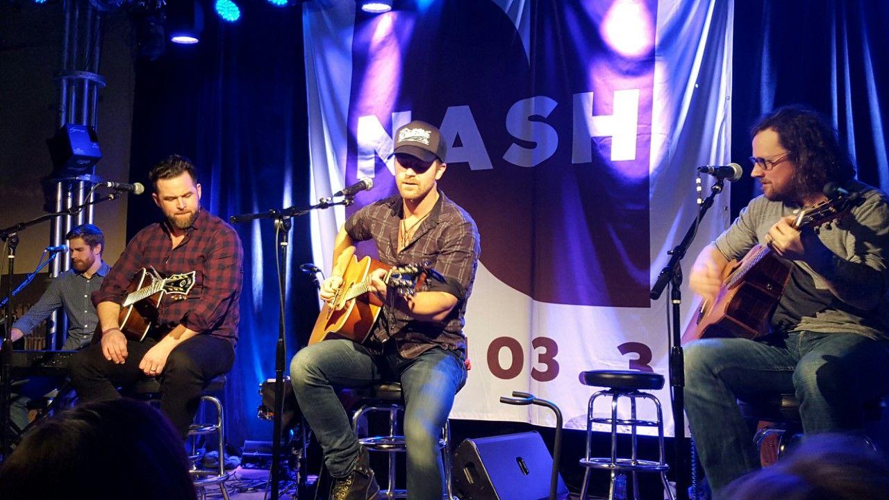 Nashville contributor CK recaps the Nash FM Guitar Pull with Kip ...