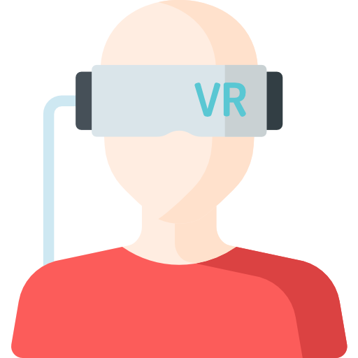 Virtual Reality Free Vector Icons Designed By Freepik In 2020 Free Icons Vector Free Web Font