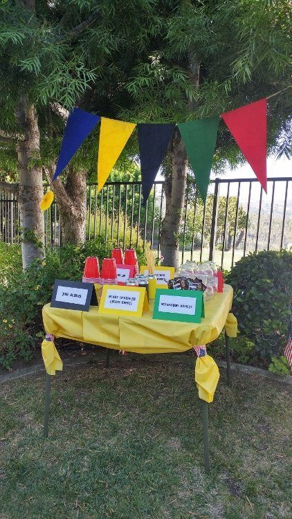 Summer Couples Olympics Party | Fun party games, Adult ...