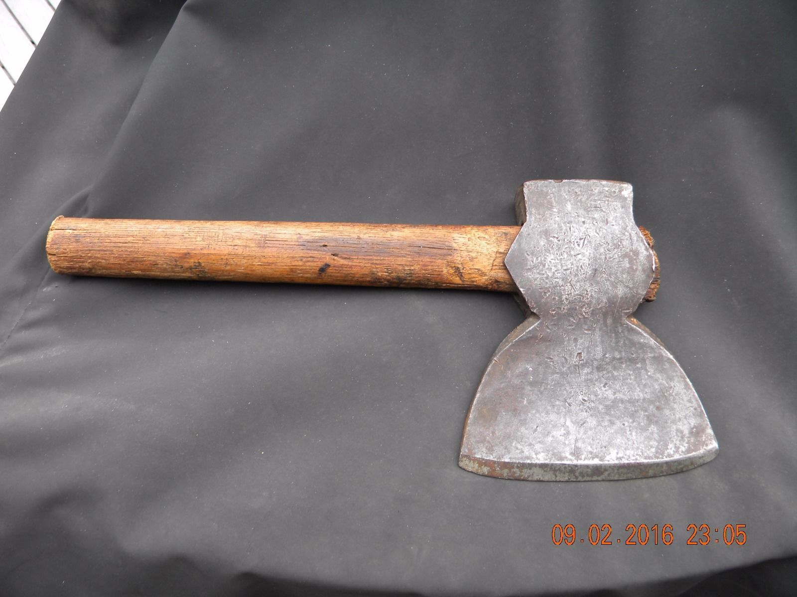 Plumb Axe Makers Marks
